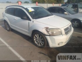 2012 Dodge Caliber 2.0L For Sale in Meridian ID vin: 1C3CDWEA8CD509292