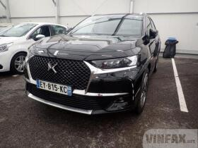 2018 DS Automobiles DS7 CROSSBACK SUV4x2 2.0 BLUEHDI BVA GRAND CHIC, Diesel 180 HP, 5d, Auto 8speed vin: VR1JJEHZRJY038670