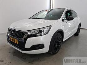 2016 DS Automobiles DS 4 Crossback 1.6 BlueHDI 120pk S&S Business, Diesel 120 HP, 5d, 6speed vin: VF7NXBHZTFY574441