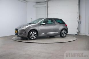2018 DS Automobiles DS 3 Hatchback PureTech 82 Business 3d, Petrol 60 kW, 3d, Manual 5speed vin: VF7SAHMZ6HW527872
