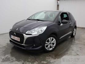 2016 DS Automobiles DS3 '16 DS 3 1.6 BlueHDi 100 S&S MAN Business GPS 3d, Diesel 99 HP, 3d,  vin: VF7SABHY6GW630536