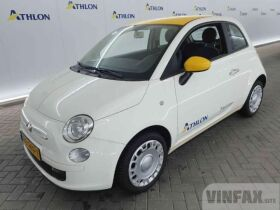 vin: ZFA3120000J445716 2015 Fiat 500 TwinAir 60 Pop 3D 44kW, Petrol 60 HP, Manual 5speed