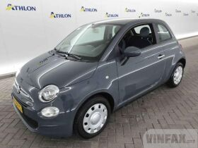 vin: ZFA3120000J695308 2017 Fiat 500 TwinAir 60 Pop 3D 44kW, Petrol 60 HP, Manual 5speed