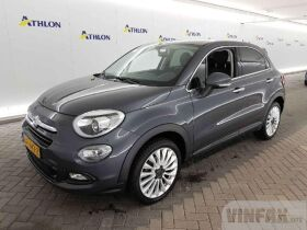 vin: ZFA3340000P364939 2015 Fiat 500X 1.4 Turbo MultiAir 16v 140 DCT Lounge 5D 103kW, Petrol 140 HP, Auto 6speed