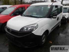 vin: ZFA26300006A08132 2015 Fiat DOBLO CARGO DIESEL - 2010 1.3 Multijet Base, 1.3 Diesel 90 HP, 4d, Manual 5speed