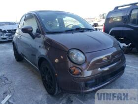 vin: 3C3CFFDR4CT128664 2012 FIAT 500 POP