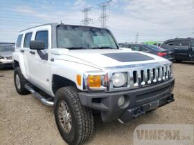 2010 Hummer H3  37L for Sale in Elgin IL vin: 5GTMNGEE0A8114155