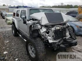 2010 Hummer H3  37L for Sale in Hueytown AL vin: 5GTMNGEE6A8139447
