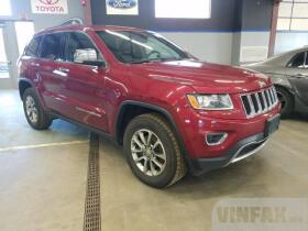 vin: 1C4RJFBG3EC423176 2014 JEEP GRAND CHEROKEE LIMITED