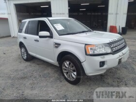 2011 Land Rover LR2 3.2L For Sale in Clayton NC vin: SALFR2BN2BH243391