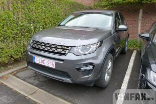 2015 Land Rover DISCOVERY SPORT 4x4 2.2 TD4 SE, Diesel 150 HP, 5d, Manual 6speed vin: SALCA2DCXFH536614