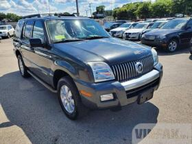 vin: 4M2EN4HE3AUJ05165 2010 MERCURY MOUNTAINEER LUXURY
