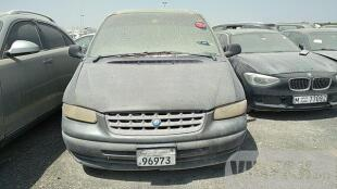 vin: 1P4GP44G8WB565033   	1998 Plymouth   Grand Voyager for sale in UAE | 207379