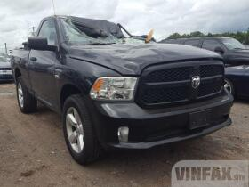 2014 RAM 1500  57L for Sale in Hillsborough NJ vin: 3C6JR7AT3EG181181