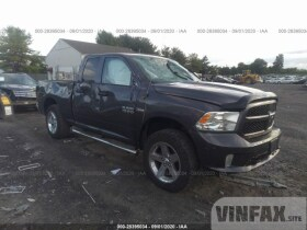 2014 RAM 1500 5.7L For Sale in Turnersville NJ vin: 1C6RR7FT5ES281528