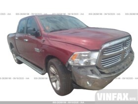 2014 RAM 1500 3.0L For Sale in Memphis TN vin: 1C6RR7LM6ES475983