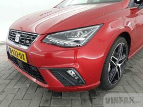 2020 Seat Ibiza 1.0 TSI 85 KW FR BUSINESS INTENSE 5D, Petrol vin: See