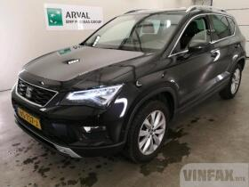 2017 Seat Ateca 1.0 EcoTSI Limited Edition 5d, Petrol 113 kW, 5d, Manual 6speed vin: VSSZZZ5FZH6543713