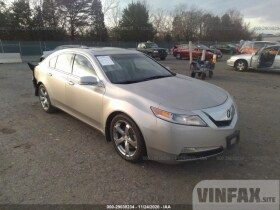 vin: 19UUA8F57AA001224 2010 Acura TL 3.5L For Sale in Fredericksburg VA