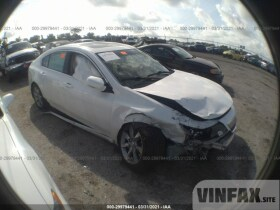 vin: 19UUA8F23CA026551 2012 Acura TL 3.5L For Sale in Hudson FL