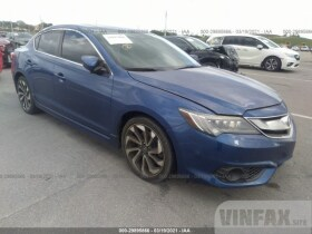 vin: 19UDE2F8XGA024968 2016 Acura ILX 2.4L For Sale in Pembroke Pines FL
