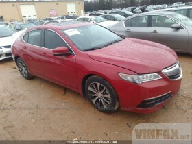 vin: 19UUB1F38HA000810 2017 Acura TLX 2.4L For Sale in Concord NC
