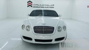 vin: SCBCE63W85C029644   	2005 Bentley   Continental for sale in UAE | 258498