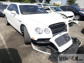vin: SCBET9ZA7FC047212 2015 Bentley Flying Spu 4.0L