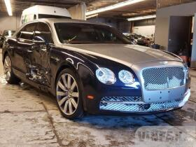 vin: SCBEC9ZA0HC061990 2017 Bentley Flying Spu 6.0L