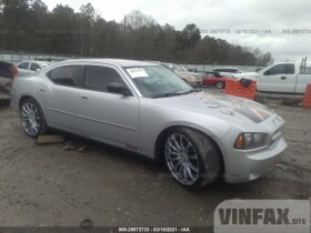 vin: 2B3AA4CTXAH194632 2010 Dodge Charger 5.7L For Sale in Winder GA