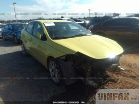 vin: 1C3CDFBH1DD153836 2013 Dodge Dart 1.4L For Sale in Concord NC
