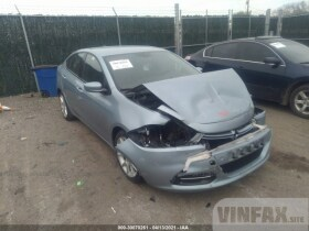 vin: 1C3CDFBH1DD257128 2013 Dodge Dart 1.4L For Sale in Park City KS