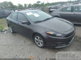 vin: 1C3CDFBB6FD221918 2015 Dodge Dart 2.4L For Sale in Hudson FL