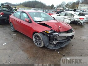 vin: 1C3CDFBB0GD504297 2016 Dodge Dart 2.4L For Sale in Buckhannon WV