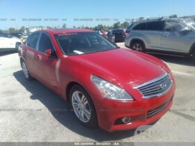 vin: JN1CV6AP4AM403795 2010 Infiniti G37 Sedan 3.7L For Sale in Southwest Ranch FL