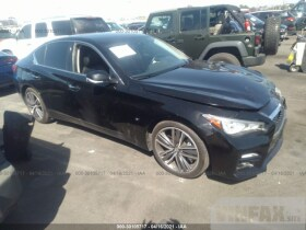 vin: JN1BV7APXFM333566 2015 Infiniti Q50 3.7L For Sale in Gardena CA
