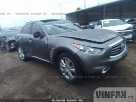 vin: JN8CS1MU7FM380423 2015 Infiniti Qx70 3.7L For Sale in Grenada MS
