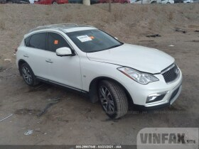 vin: JN1BJ0RR3HM408104 2017 Infiniti Qx50 3.7L For Sale in Albuquerque NM