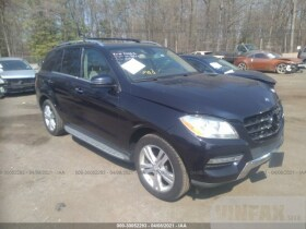 vin: 4JGDA2EB6CA052070 2012 Mercedes-benz M-class 3.0L For Sale in Brandywine MD