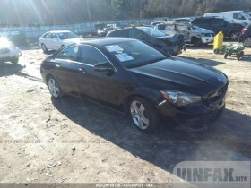 vin: WDDSJ4EB0FN269978 2015 Mercedes-benz Cla-class 2.0L For Sale in Winder GA