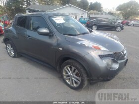 vin: JN8AF5MV5BT025715 2011 Nissan Juke 1.6L For Sale in New Philadelphia OH