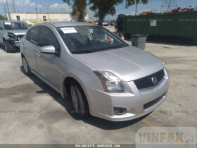 vin: 3N1AB6AP6BL720859 2011 Nissan Sentra 2.0L For Sale in Clearwater FL