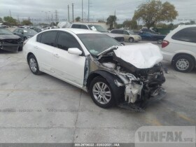 vin: 1N4AL2AP9CC105454 2012 Nissan Altima 2.5L For Sale in Clearwater FL