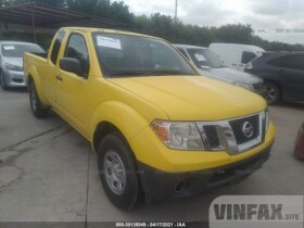 vin: 1N6BD0CT3CC482613 2012 Nissan Frontier 2.5L For Sale in Grand Prairie TX
