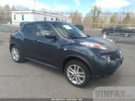 vin: JN8AF5MV0CT115694 2012 Nissan Juke 1.6L For Sale in Templeton MA