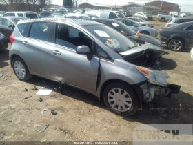 vin: 3N1CE2CP2EL385206 2014 Nissan Versa Note 1.6L For Sale in Nashville TN