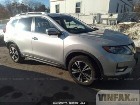 vin: JN8AT2MV9JW316884 2018 Nissan Rogue 2.5L For Sale in Templeton MA