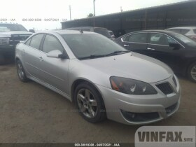 vin: 1G2ZA5EKXA4141300 2010 Pontiac G6 3.5L For Sale in Grenada MS