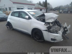 vin: 5Y2SP6E89AZ402036 2010 Pontiac Vibe 1.8L For Sale in Gorham ME