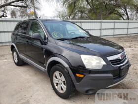 vin: 3GSALAE18AS607670 2010 Saturn Vue Xe 2.4L